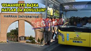 Üniversitenin ulaşım sorunu ele alındı
