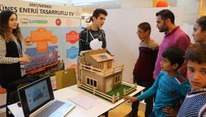 Urfalı öğrencilerden yenilenebilir enerji projeleri