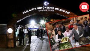 Vatandaş, Ramazan Sokağı'nı sevdi