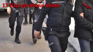 Viranşehir'de Terör Operasyonu