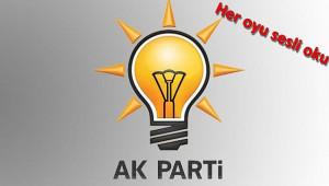 AK Parti'den Sandık Görevlilerine Mesaj