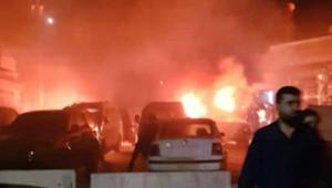 Azez'de Patlama; 13 ölü