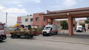 Azez'de saldırı: 1 şehit, 4 yaralı
