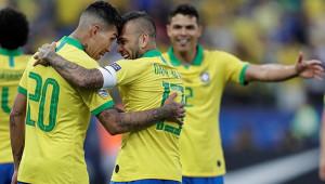 Brezilya rakibine acımadı