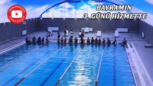 GAP Vadisi yüzme havuzu hizmete açılıyor