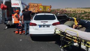 Kamyona arkadan çarptı: 1 Ölü; 2 yaralı