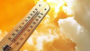 Güneydoğuda Sıcaklıklar Artıyor