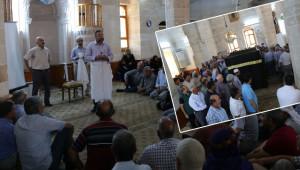Hacı adaylarına Urfa'da uygulamalı eğitim