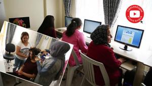 Haliliye'den kadınlara yönelik kurslar