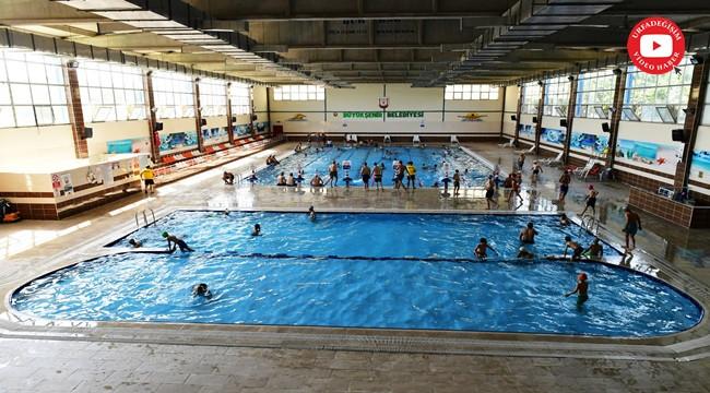 Havuz Sezonu Açılıyor