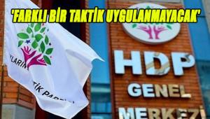HDP'den seçim açıklaması