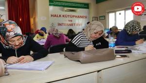 Karaköprü Belediyesi Öğrencileri Sınava Hazırlıyor