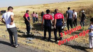 Mardin yolunda trafik kazası: 7 yaralı