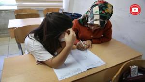 Öğrenciler YKS'ye Haliliye'de hazırlanıyor