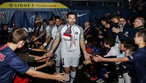 PSG'de Buffon Dönemi Bitti