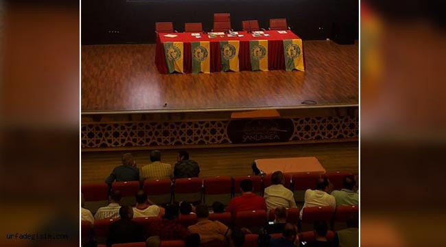 Şanlıurfaspor kongresi yine ertelendi
