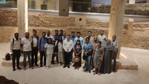 Sri Lankalı turizmciler Urfa'ya geldi