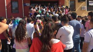 Urfa'da LGS heyecanı başladı