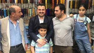 Urfa teşkilatı İstanbul seçimleri için ter döktü