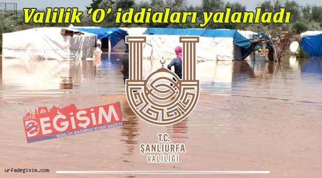 Urfa Valiliği, Çankırı'daki iddiaları yalanladı