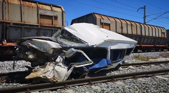 Urfalı tarım işçileri Mersin'de kaza yaptı
