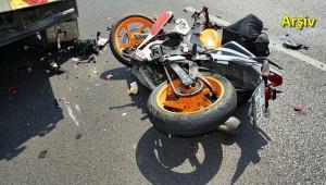 Vekil Özşavlı'nın kardeşi kazada yaralandı