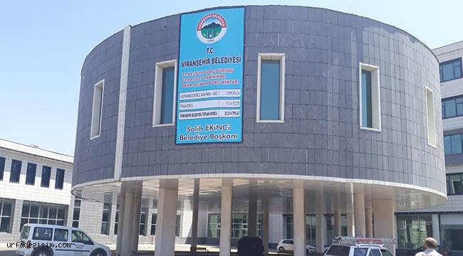 Viranşehir'de Kayyumun borcu açıklandı
