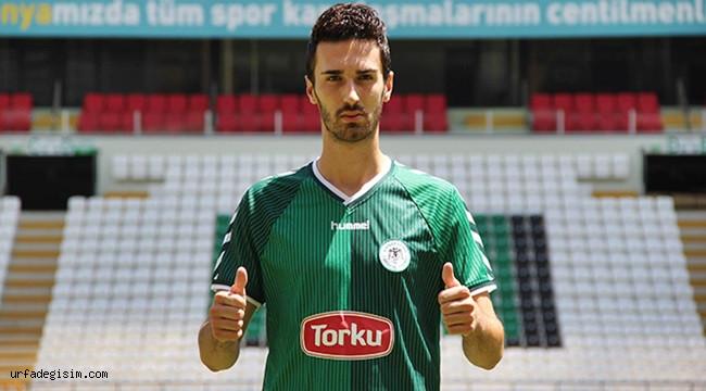 Yeniden Konyaspor'da