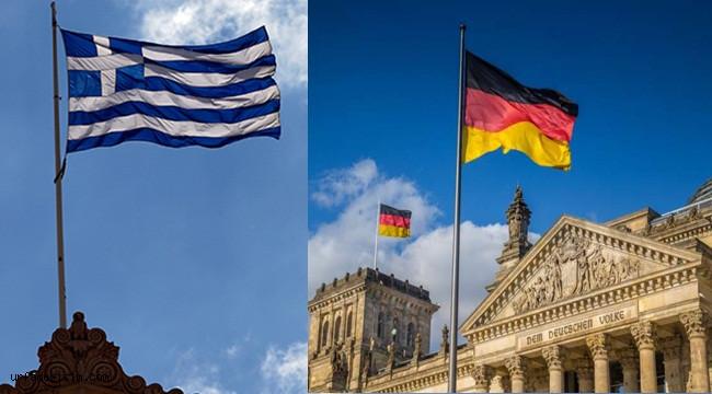 Yunanistan Almanya'ya Sözlü Nota