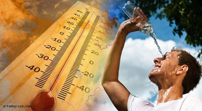 '30 yıl sonra ısı 3,5 ila 4,7 derece artacak'
