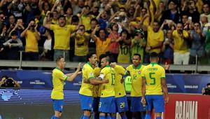 Brezilya final biletini kaptı