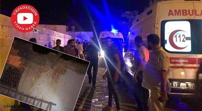 Ceylanpınar'da Patlama; 5 Yaralı