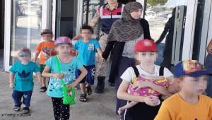 DEAŞ'lı Kadınlar tutuklandı
