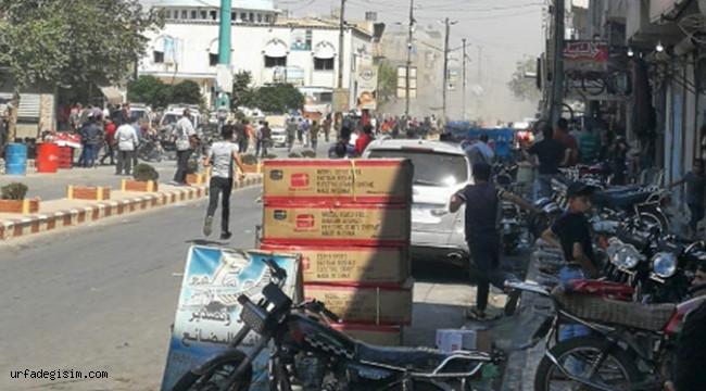 El Bab'da Patlama; 2 ölü, 11 yaralı