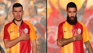 Galatasaray, Jimmy ve Özbayraklı'yı Kadrosuna Kattı