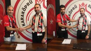 Karaköprü Belediyespor'dan 2 transfer daha