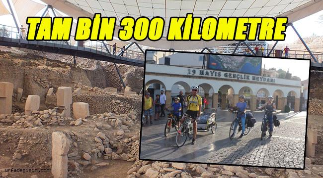 Muğla'dan Göbeklitepe'ye bisikletle gelecekler