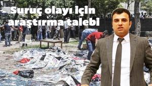 Öcalan, Suruç saldırısını Meclise taşıdı