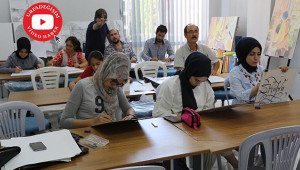 Öğrenciler kurslarla yeteneğini keşfediyor