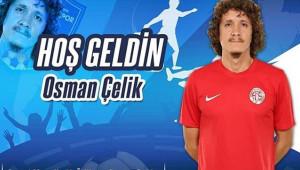 Osman Çelik BB Erzurumspor'da