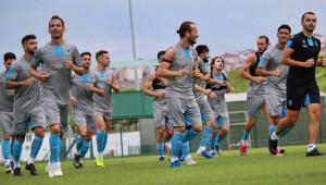 Trabzonspor Avusturya'da