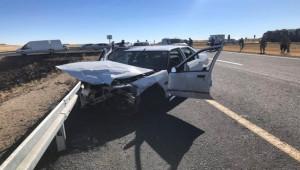 Siverek'te 2 ayrı kaza; 6 yaralı