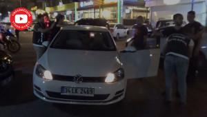 Urfa'da 720 kişi GBT kontrolünden geçti