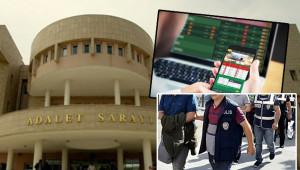 Urfa'da bahis operasyonu: 18 tutuklama