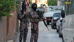 Urfa'da terör operasyonu: 4 gözaltı