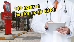 Urfa'ya yeni hekimler atandı