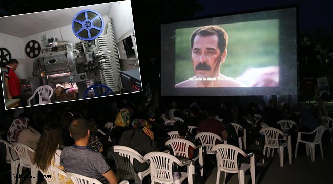 Urfalılar nostaljik filmlerle stres atıyor