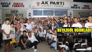 Ak Parti, Urfalı gençleri Fetih etkinliklerine gönderdi