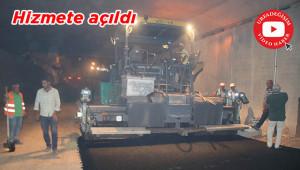 Altgeçit ve Karakoyunlu Caddesi asfaltlandı