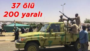 Aşiretler kavgasında 37 kişi öldü